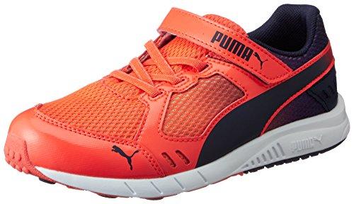 [プーマ] 運動靴 Speed Monster V3 190266 01レッド ブラスト/ピーコート 18.5