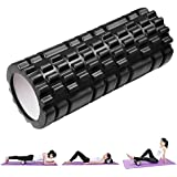 Fta-city Foam Roller Yoga Grid Trigger Point Massage Pilates Physio Gym Exercise EVA PVC
