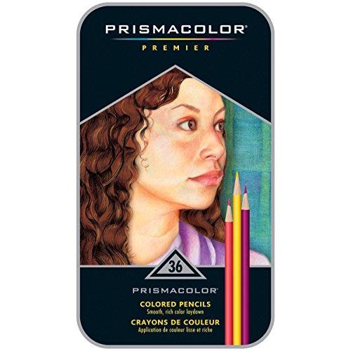 サンフォード プリズマカラー色鉛筆 36色セット