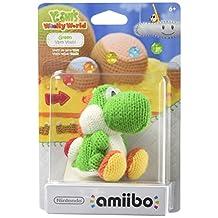 Green Yarn Yoshi amiibo (Yoshi's Woolly World Series)