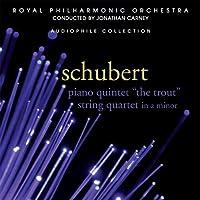Piano Quintet the Trout