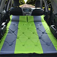 自動自動車のインフレータブルベッドカーマットレスSUVトランク専用の旅行ベッドの車の後ろユニバーサルスリーピングパッド