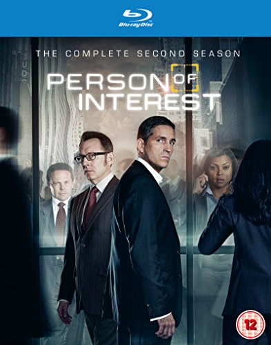 Person of Interest-Complete Series 2 [Blu-ray] [Import]
