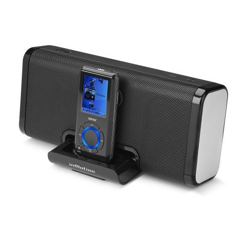 ALTEC LANSING inMotion iM500 ブラック IPOD SPEAKER for nano IM500ACE