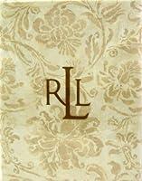 Ralph Lauren Bluffポイントフローラル/タンテーブルクロス–60x 104cm