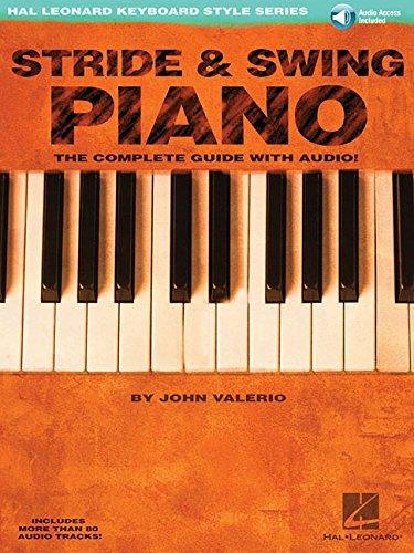 Stride & Swing Piano: Complete...