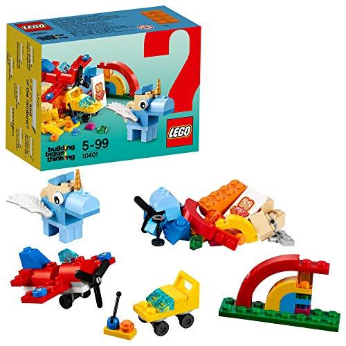 レゴ(LEGO) クラシック 虹の向こうにはなにがある? 10401
