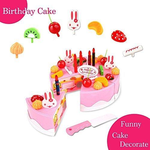 Lexitek誕生日子供の日プレゼント食品玩具セット料理ごっ...