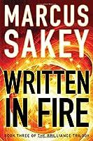 Written in Fire (The Brilliance Trilogy)