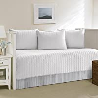 Nautica Maywood 5セット、Daybedカバー、ホワイト Daybed Cover ホワイト 222973