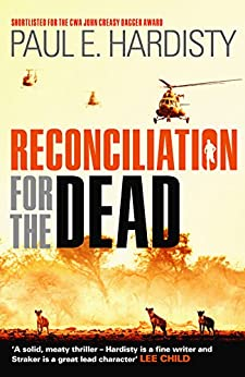 Reconciliation For The Dead (Claymore Straker Book 3) by [Hardisty, Paul E.]