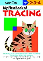 MyFirstBookofTRACING Ages2・3・4 (Kumon's Practice Books)