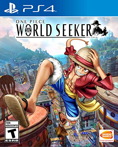 One Piece: World Seeker PS4