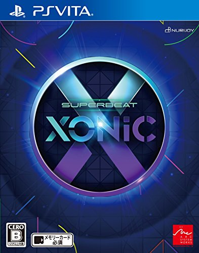 SUPERBEAT XONiC - PS Vita