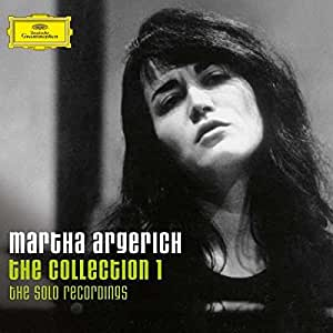Martha Argerich: The Collection 1: The Solo Recordings