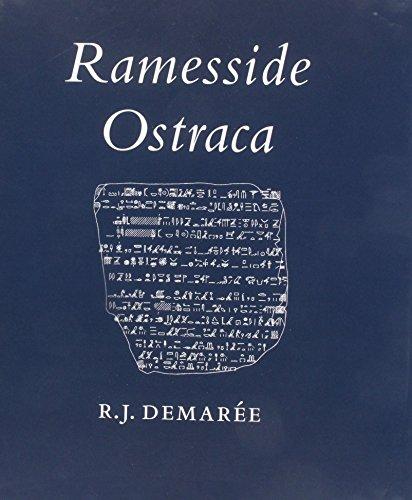 Download Ramesside Ostraca (None) 0714119458
