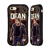 オフィシャル WWE Dean Ambrose スーパースター ハイブリッドケース Apple iPhone 7 HHYBK-IPH7-WWESUP-DEA