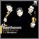 ベートーヴェン : ピアノ三重奏曲全集 (Beethoven : Complete Piano Trios / Trio Wanderer) (4CD) [輸入盤] [日本語帯・解説付]