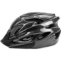 OYISIYI 自転車 ヘルメット MTB ロードバイク サイクリング ヘルメット 198g 18穴 サイズ調整 頭守る 男女兼用 4色選択可
