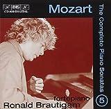 V 5: Piano Sonatas (Complete) Nos. 13 14/Fantasie by Mozart, W.A. (1997-05-01?