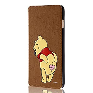 iPhone6 Plus/6s Plus ケース ディズニーポップアップ/プー RT-DP8J/PO