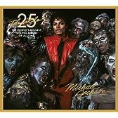 スリラー 25周年記念リミテッド・デラックス・エディション(DVD付)