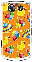 ohama G01 TORQUE トルク ハードケース ca924-6 ポップ アヒル おもちゃ スマホ ケース スマートフォン カバー カスタム ジャケット au
