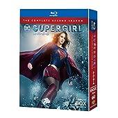 SUPERGIRL/スーパーガール <セカンド・シーズン>ブルーレイ  コンプリート・ボックス(4枚組) [Blu-ray]