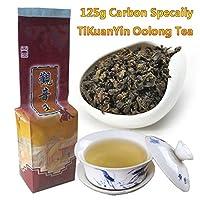 中国ウーロン茶 125g(0.275LB)新しいお茶カーボンローストウーロン茶健康茶グリーンフード Chinese tea Carbon baked tieguanyin Oolong tea Healthy tea