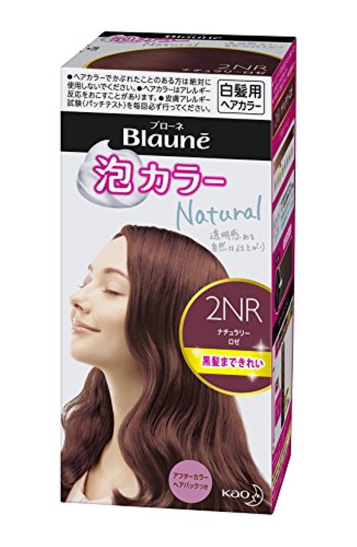 ブローネ 泡カラー 2NR ナチュラリーロゼ [医薬部外品]