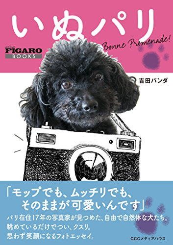 いぬパリ (madame FIGARO BOOKS)