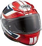 ショウエイ(SHOEI) バイクヘルメット フルフェイス Z-7 VALKYRIE (ヴァルキリー) TC-1 RED/BLUE M (57cm) -