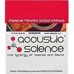 Acoustic Science アコースティックギター弦  Phosphor Bronze エクストラライト LACSAGPB1150