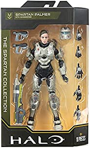 """HLW - 1 Figure Pack (6.5"""" The Spartan Collection) - Spartan Palmer (Halo 5) - W"""