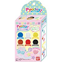 Pucclay!(ぷっクレイ!)  ねんど単品セット