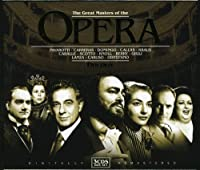 The Great Masters of the Opera - Trilogy by Various Artists (2008-05-27)