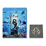【Amazon.co.jp限定】アクアマン ブルーレイ&DVDセット (2枚組)(オリジナルピンバッジ付) [Blu-ray]