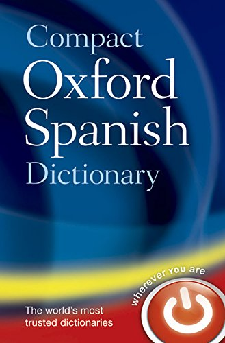 Download Compact Oxford Spanish Dictionary 0199663300