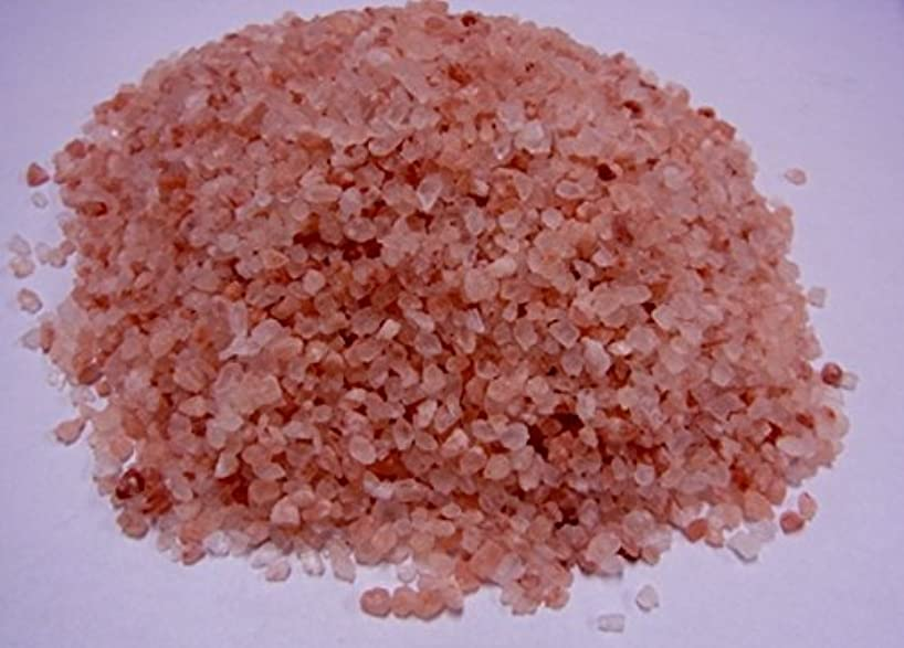 母銀行ストレスの多い卸 ヒマラヤ岩塩25kg【ピンクソルト】 ミネラルクルスタルピンク ザラメ 粗粒 バスソルト