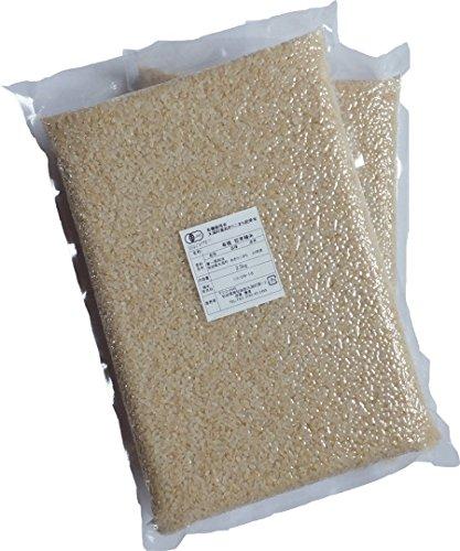あきたこまち産直農場自然工房『あきたこまち JAS有機栽培米 胚芽米 30年度産』