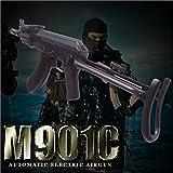 RSBOX 高性能1-1スケール アサルトライフル 電動ガン AK74Sバージョン M901Cエアガン