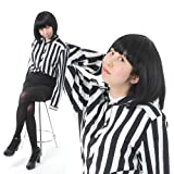 efcce0bfbb8375 (Boa Sorte) なりきり キャリアOL 豪華4点セット(ウィッグ・シャツ・スカート・眉形カード) ブルゾンちえみ みたいになれる 衣装  コスプレ えらべる2サイズ (M:女性 ...