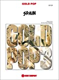 スペイン Spain  - GP25 (吹奏楽譜ゴールドポップ GOLD POP)
