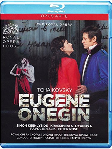 チャイコフスキー:エフゲニー・オネーギン(コヴェントガーデン王立2013)[Blu-ray]