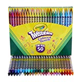 Crayola Twistables ColoCrayola Twistables Colored Pencilsred Pencils