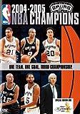サンアントニオ・スパーズ 2004-2005 NBA CHAMPIONS 特別版 [DVD]