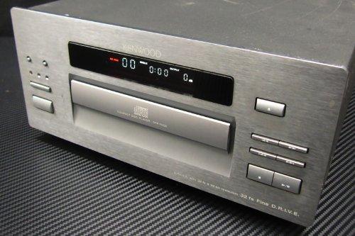 KENWOOD ケンウッド K's DPF-7002 CDプレーヤー