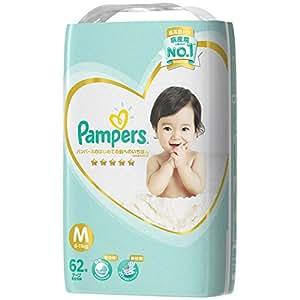 パンパース テープ M(6~11kg) はじめての肌へのいちばん 62枚