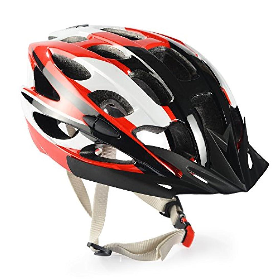 読みやすい明確に予感Chaokele Adults Protect Safe Skate Bike Helmet Red