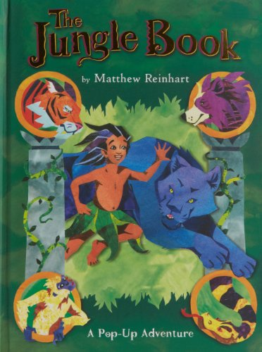 The Jungle Book: A Pop-Up Adventure (Classic Collectible Pop-ups)の詳細を見る